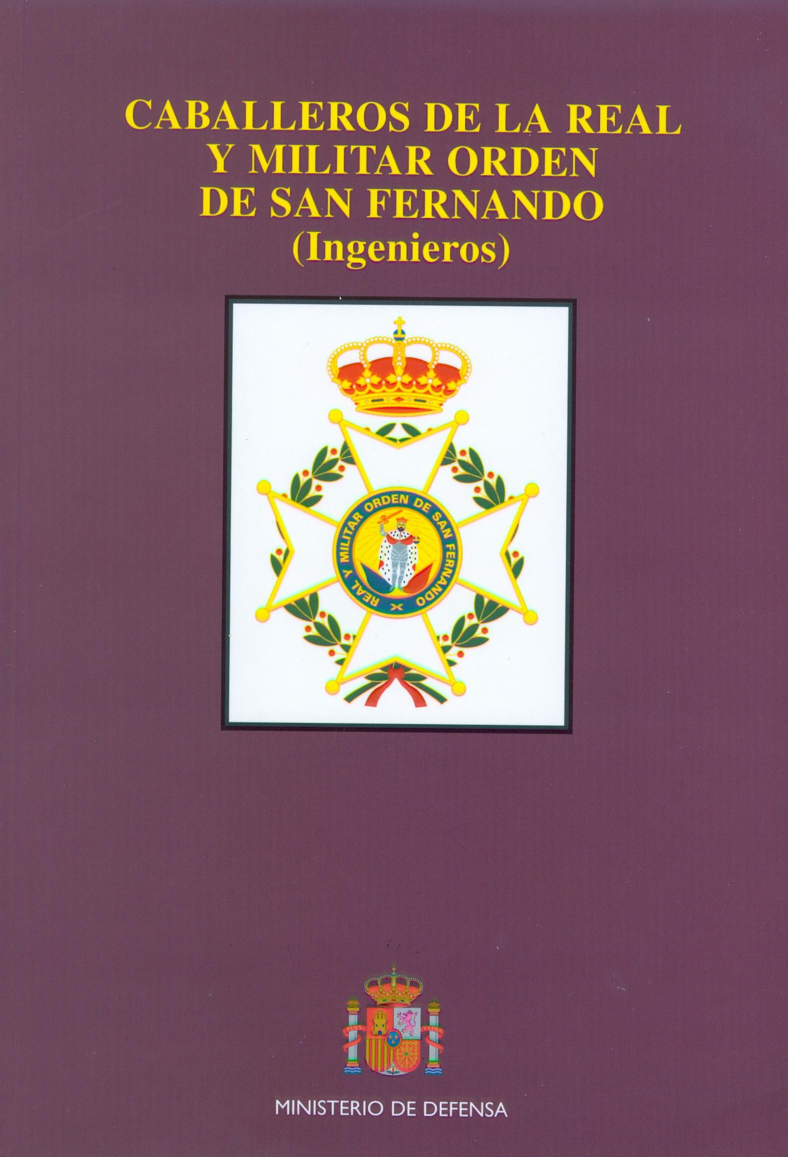 Caballeros. O.M.S.Fernando. Obra completa. Cor. Carrillo