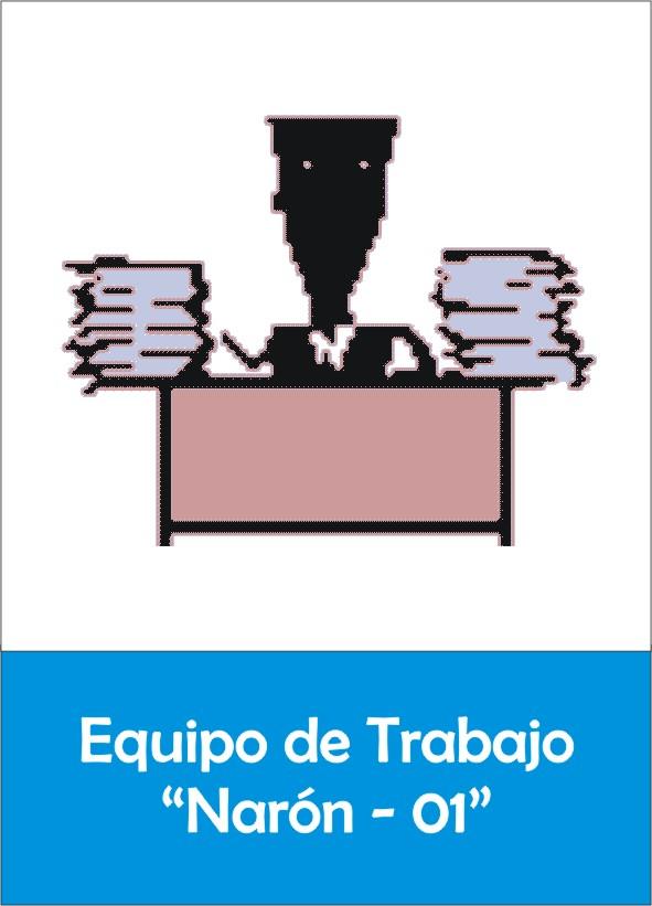"""AMESETE. Equipo de Trabajo """"Narón - 01"""""""