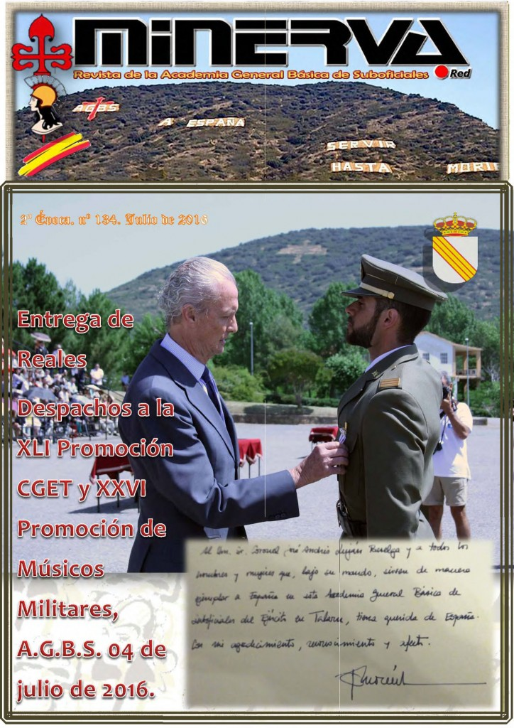 Revista MINERVA.RED núm. 134