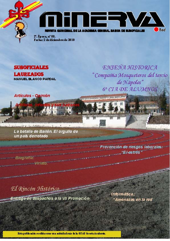 Revista MINERVA.RED núm. 88