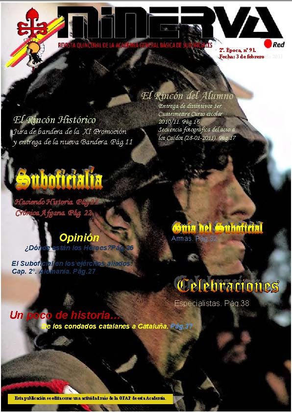 Revista MINERVA.RED núm. 91