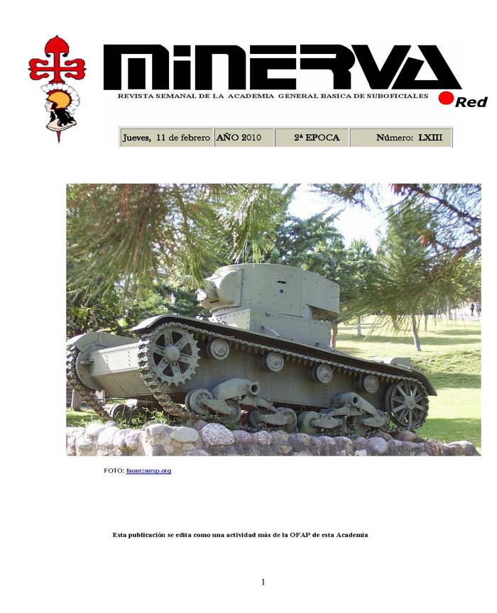 Revista MINERVA.RED núm. 63
