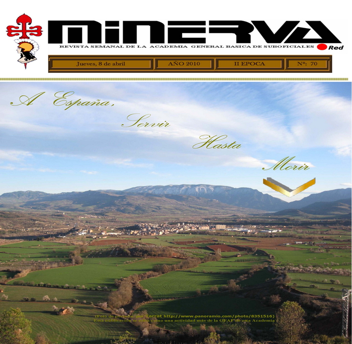 Revista MINERVA.RED núm. 70