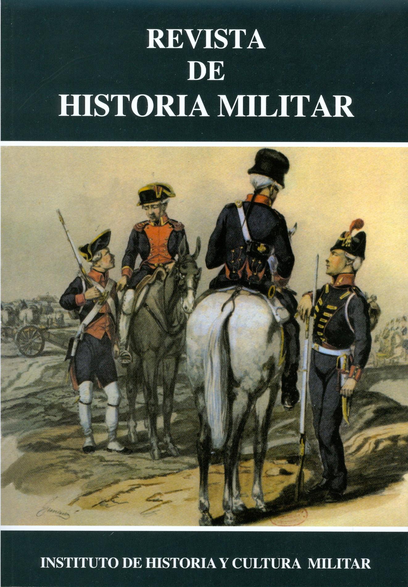 Revista de Historia Militar núm. 107