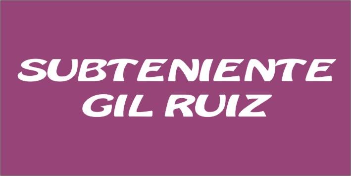 STTE. GIL RUIZ