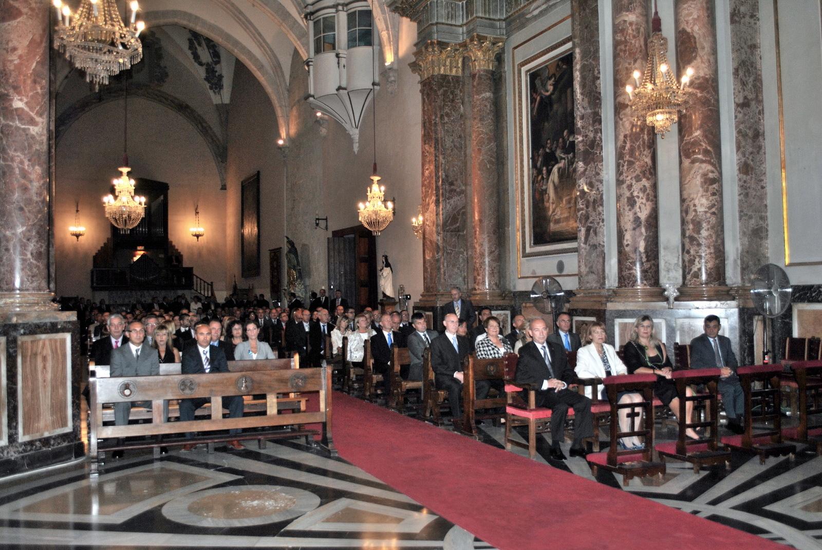 XXXVI Aniversario AGBS. Valencia. Foto acto