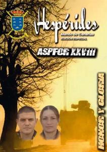 Revista HESPÉRIDES. ESPECIAL SPFORXXVIII