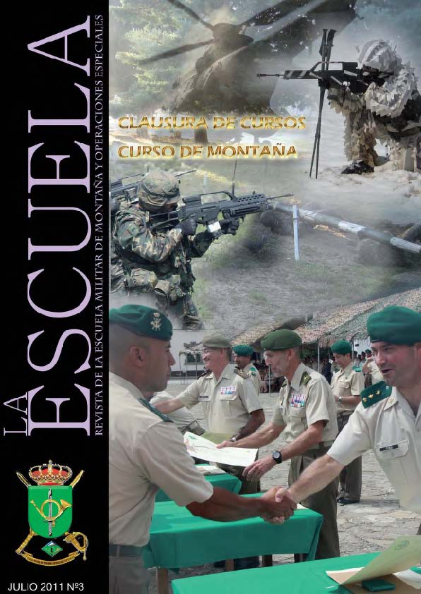 Revista digital LA ESCUELA núm. 3