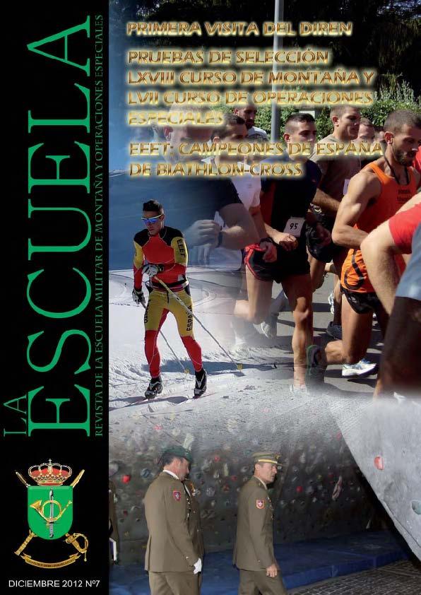Revista LA ESCUELA núm. 7