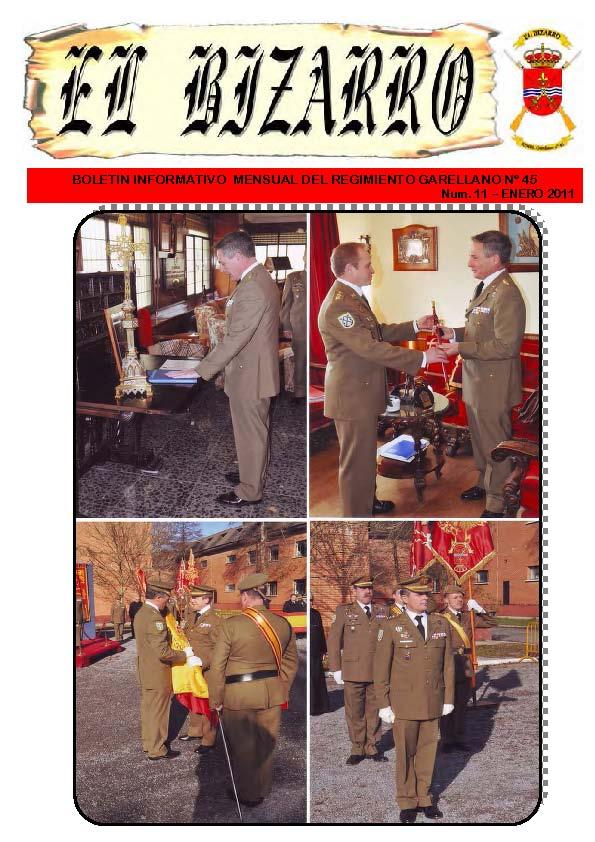 Revista EL BIZARRO núm. 11