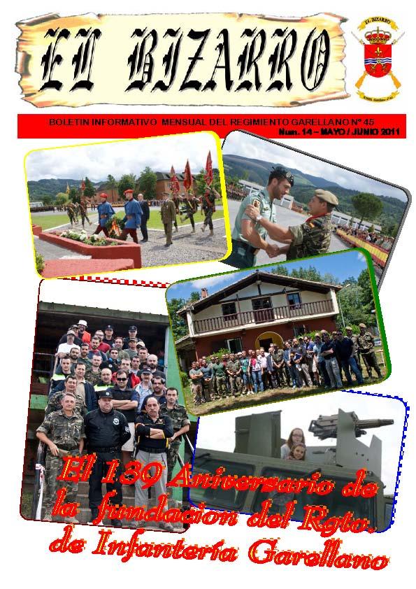 Revista EL BIZARRO núm. 14