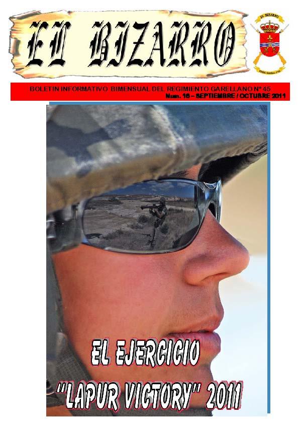 Revista EL BIZARRO 16r