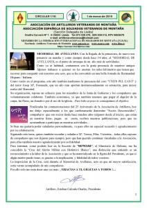 AAVM. CIRCULAR 1-16