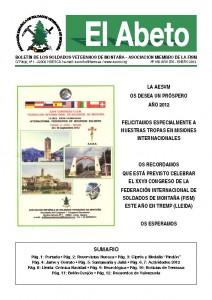 Revista EL ABETO 160