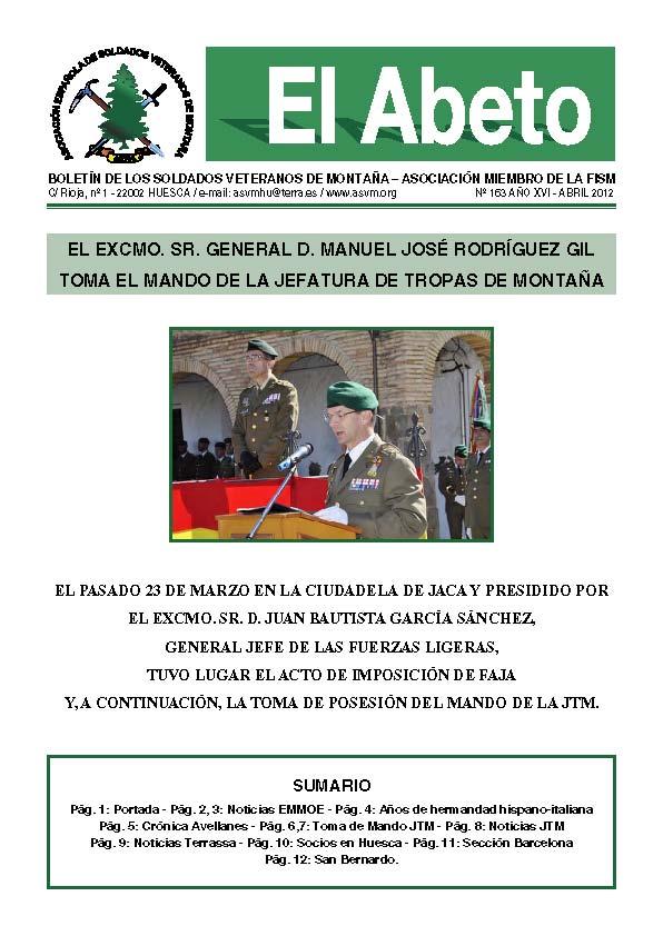Revista EL ABETO núm. 163