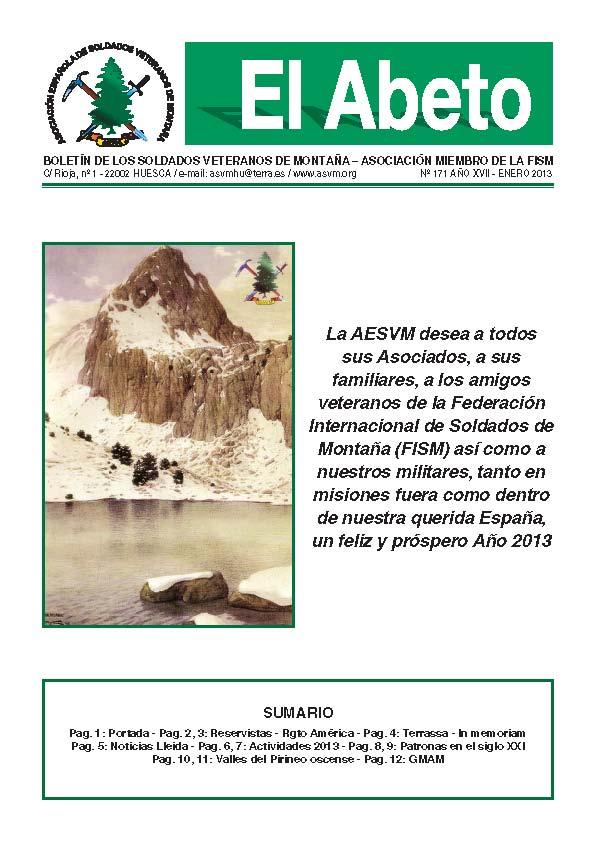 Revista EL ABETO núm. 171