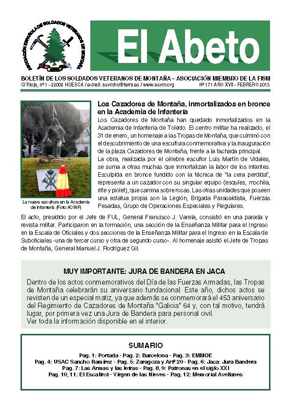 Revista EL ABETO 172