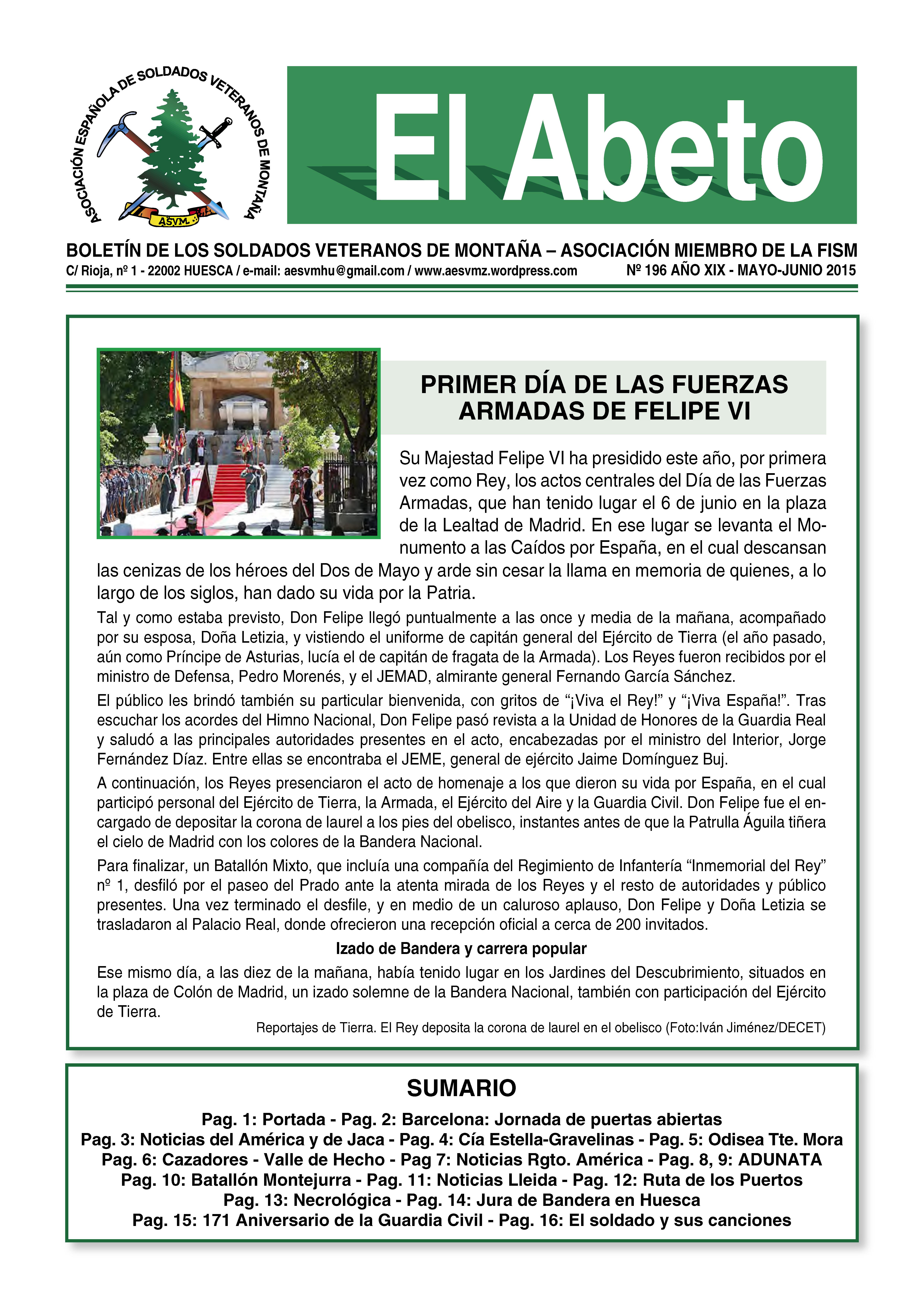 Revista EL ABETO 196