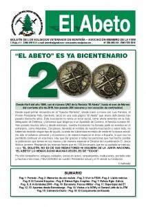 Revista El ABETO núm. 200