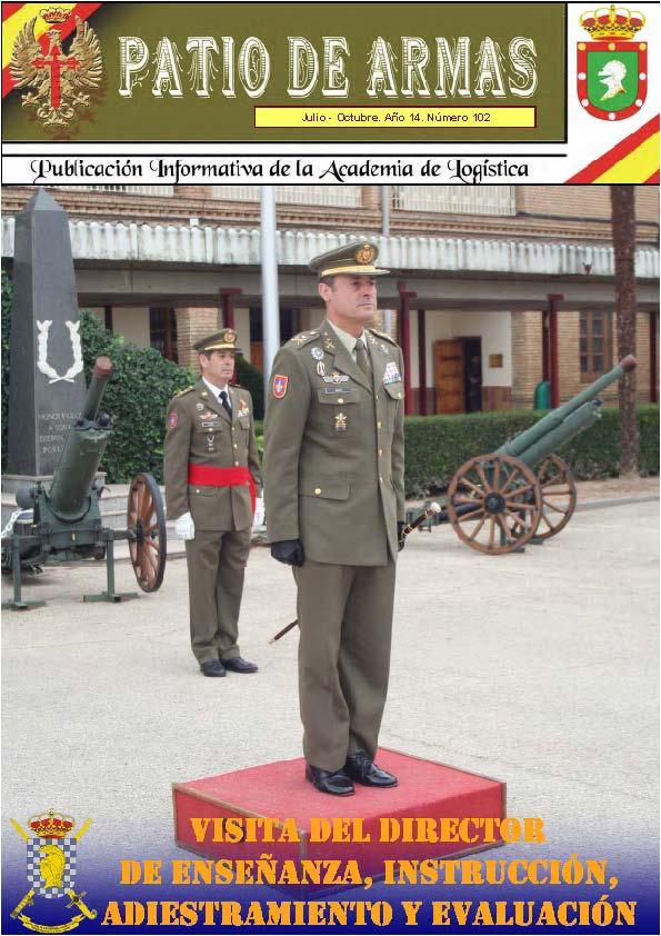 Revista PATIO DE ARMAS núm. 102