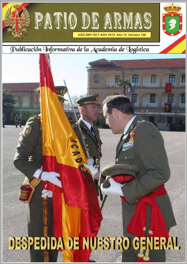 Revista PATIO DE ARMAS núm. 106
