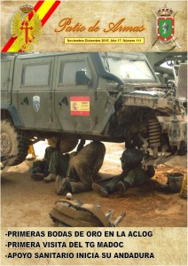 Revista PATIO DE ARMAS 111