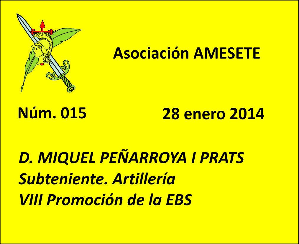 Subof. Esc. 015 - Miquel Peñarroya i Prats