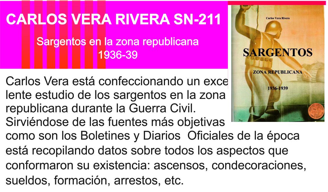 ALERTAS EN WEB. Sargentos zona republicana. Carlos Vera