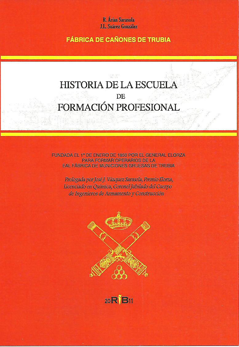 Portada libro Historia Escuela Trubia