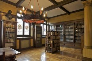Biblioteca de la Fábrica de Armas de Trubia